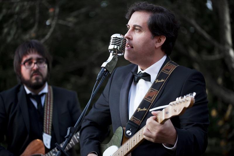 ¡Un concierto en tu boda!