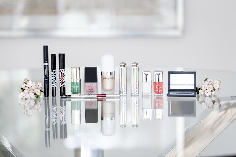 Maquillaje a todo color para verano
