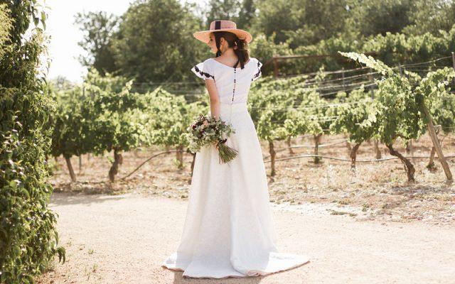 Una boda en el campo