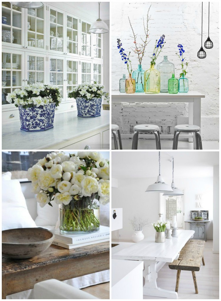 flower style deco