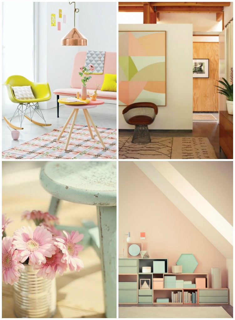 PASTEL COLOR DECO