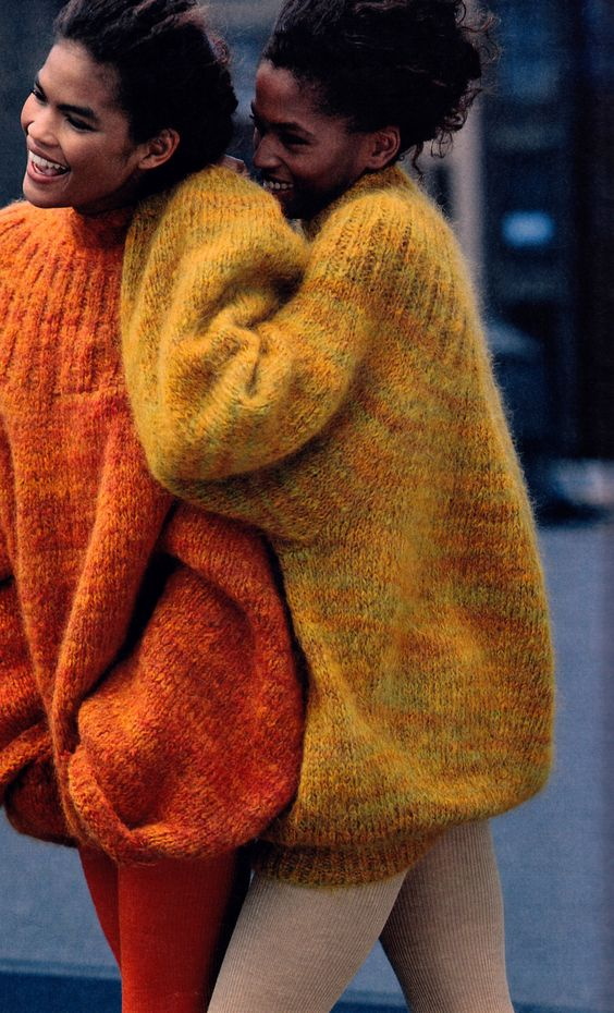 knitted inspiration