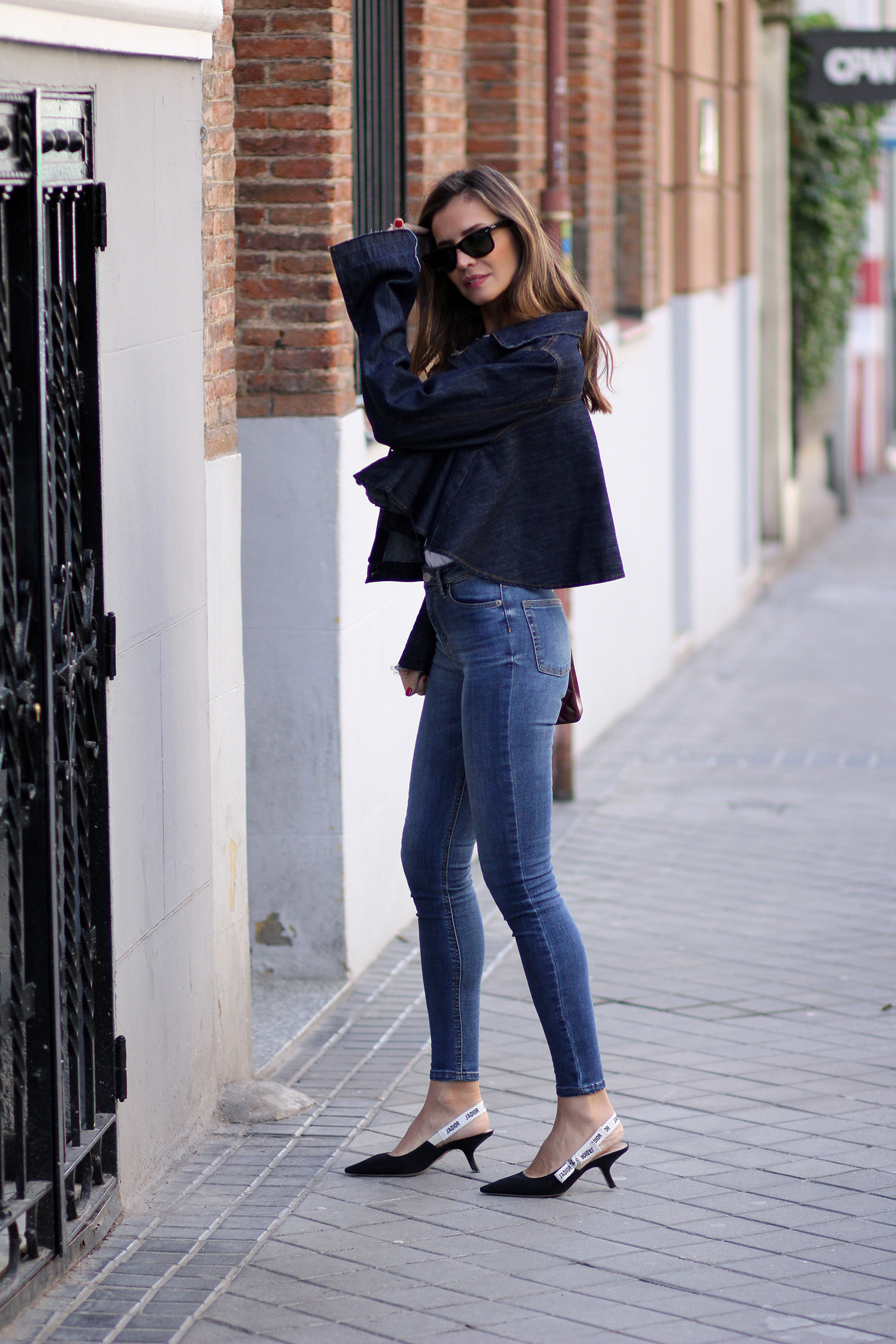 LIA Jeans look