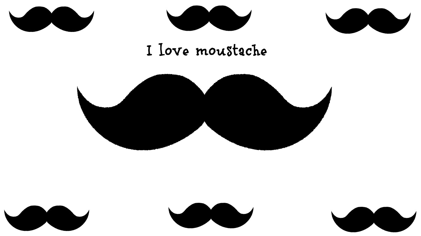 Moustache Fever Complementos Lauras Wardrobe Ropa Mi