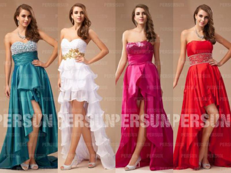 dressesmallau high low formal dresses