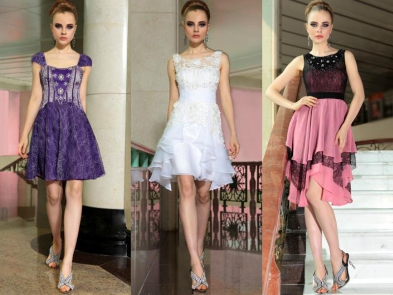 dressesmallau lace short formal dresses