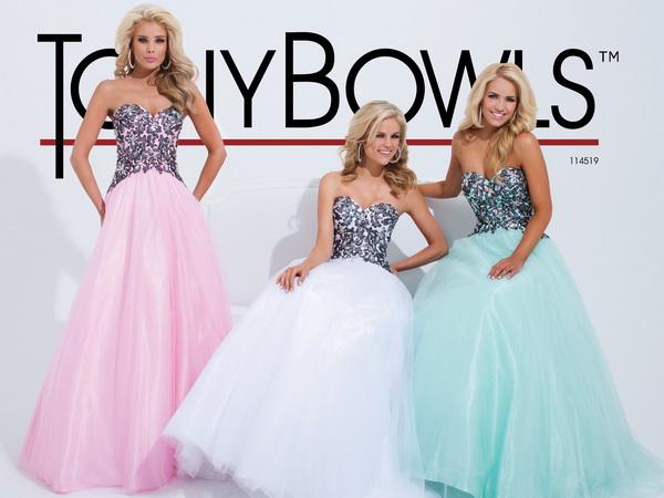tony-bowls-mint-and-pink-long-prom-dresses-2014