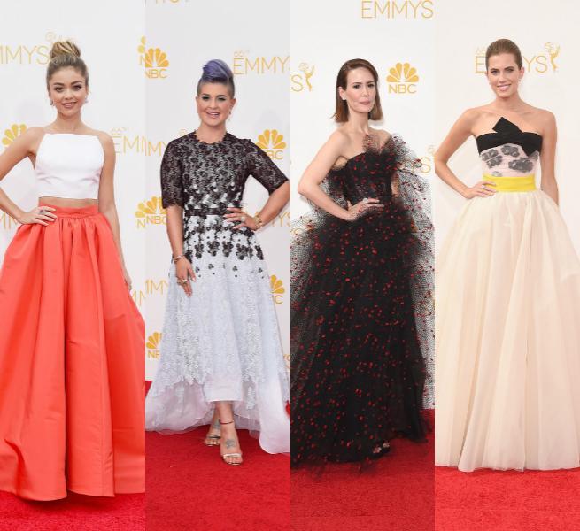 princess Emmy Awards 2014 dresses