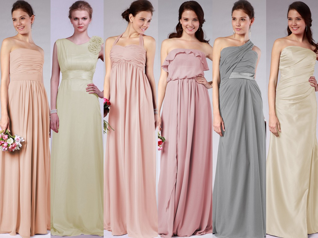 Top 4 things bridesmaids must know bridesmaid dresses - all about ...