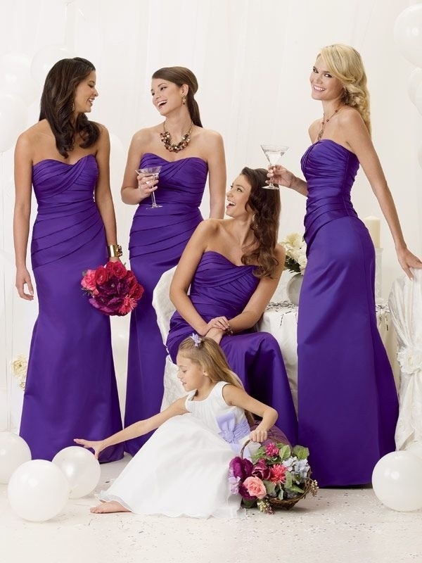 Top 5 styles of bridesmaid dresses 2015 bridesmaid dresses - all ...