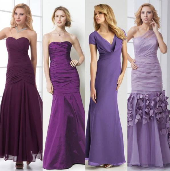 mermaid-purple-bridesmaid-dresses-2015