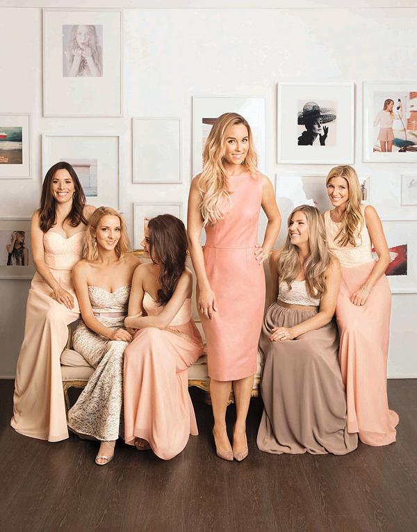 Lauren Conrad designed bridesmaid dresses for her bridesmaids-146-jane0229