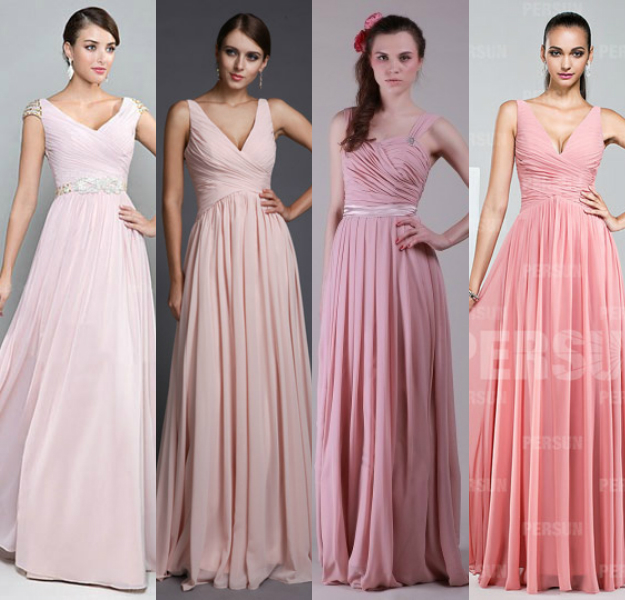 Lauren Conrad designed bridesmaid dresses for her ...