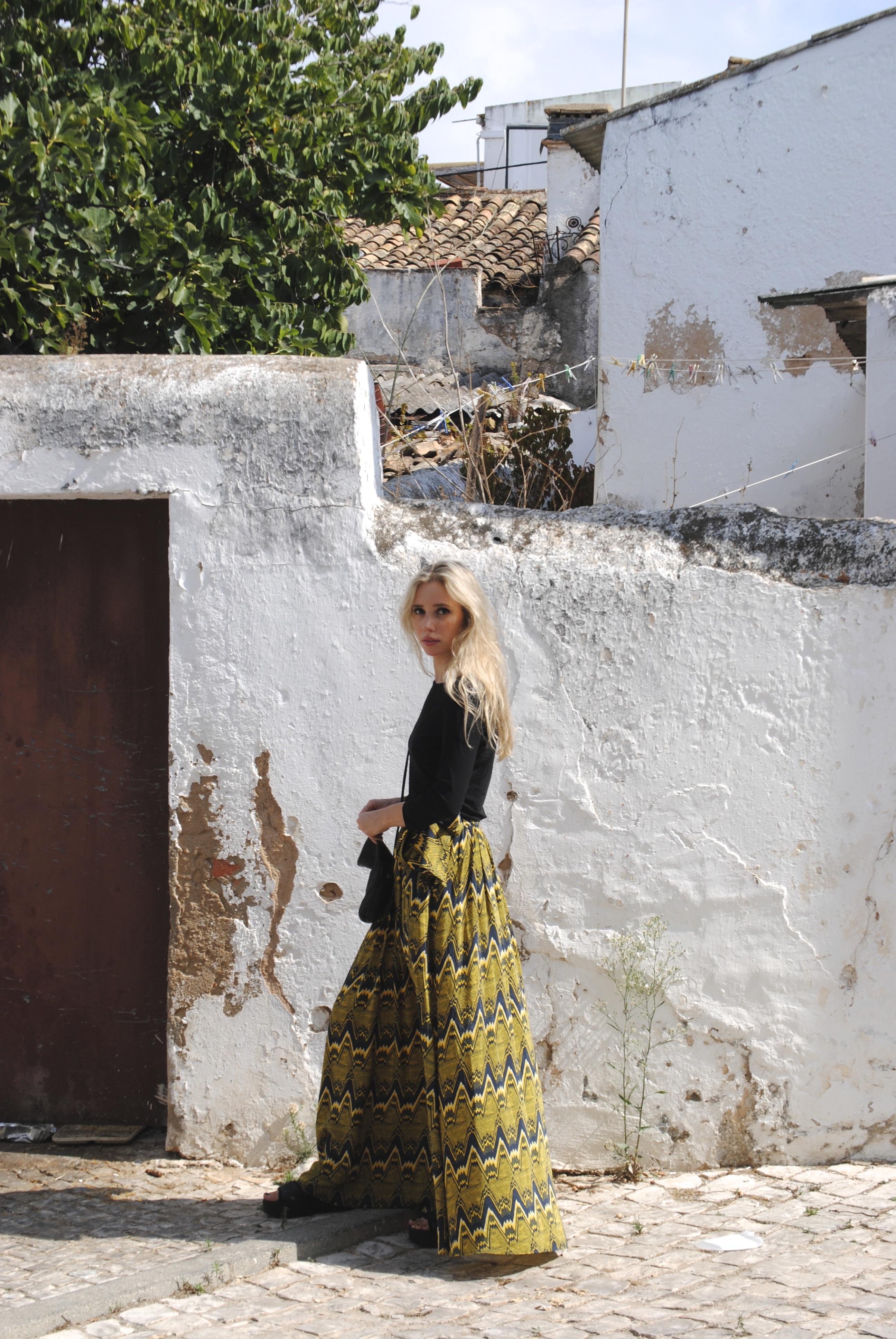 Ethnic Skirt-1871-lulufigueroa