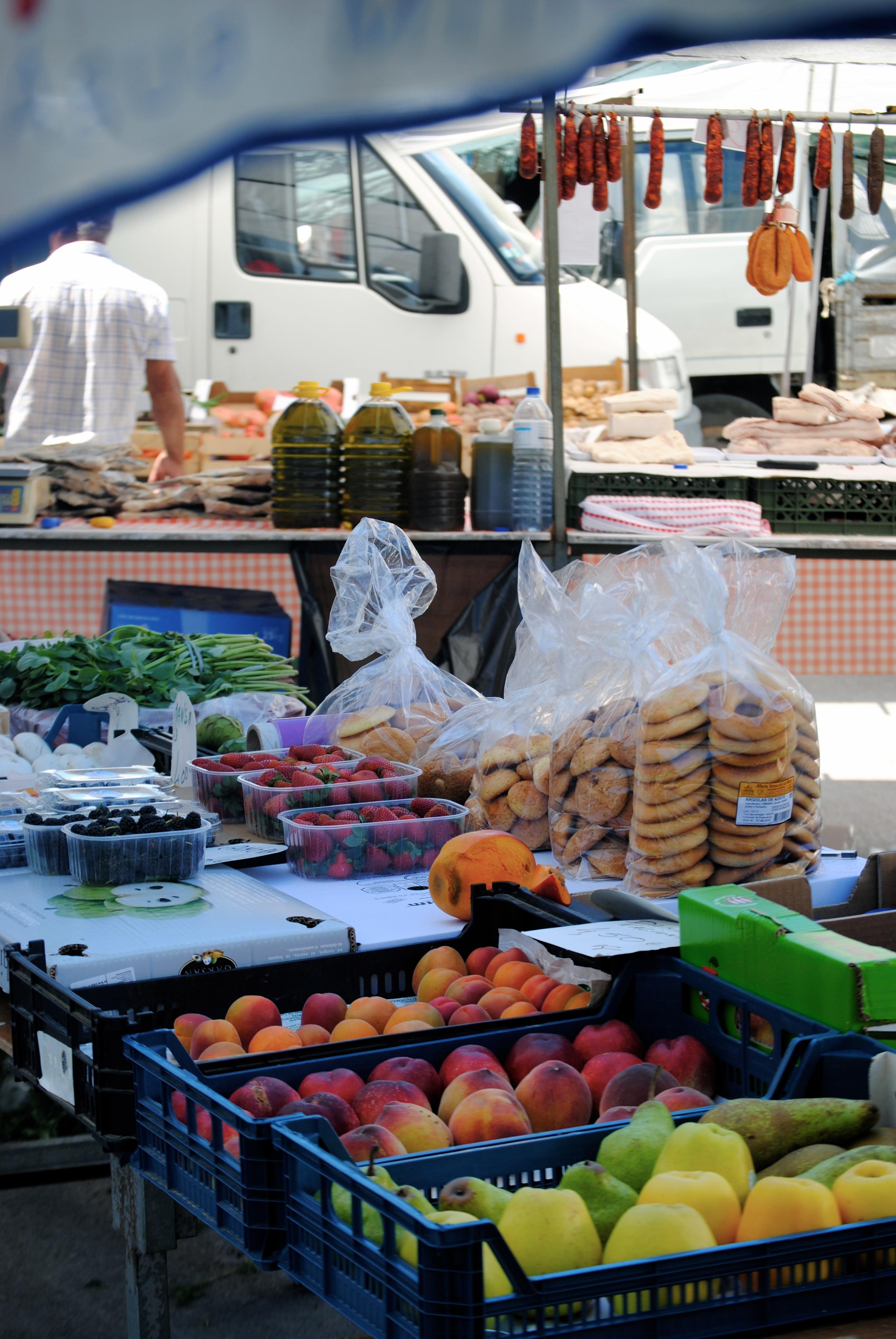 Mercado Quarteira