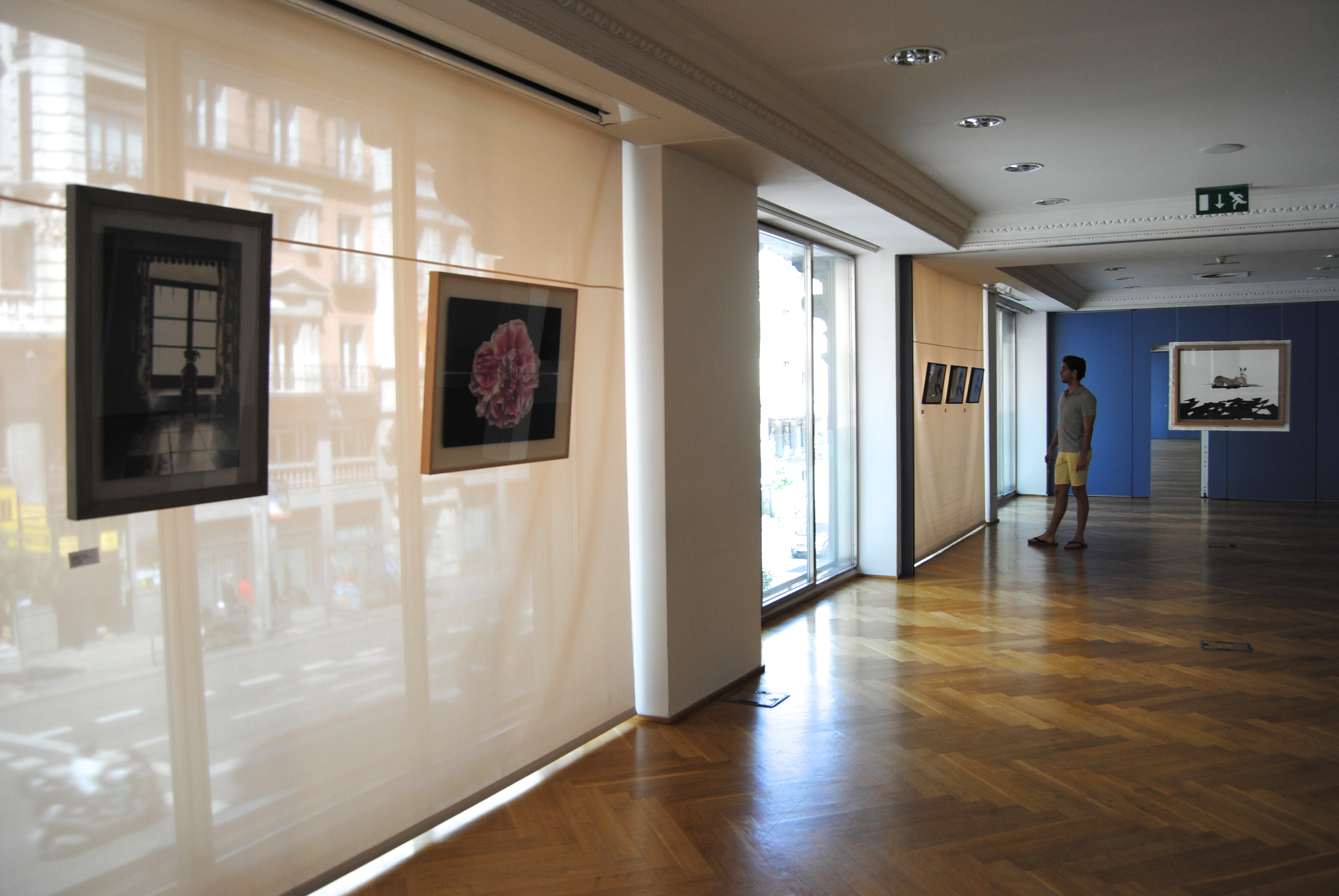 Exposición Hotel de las Letras Adrián