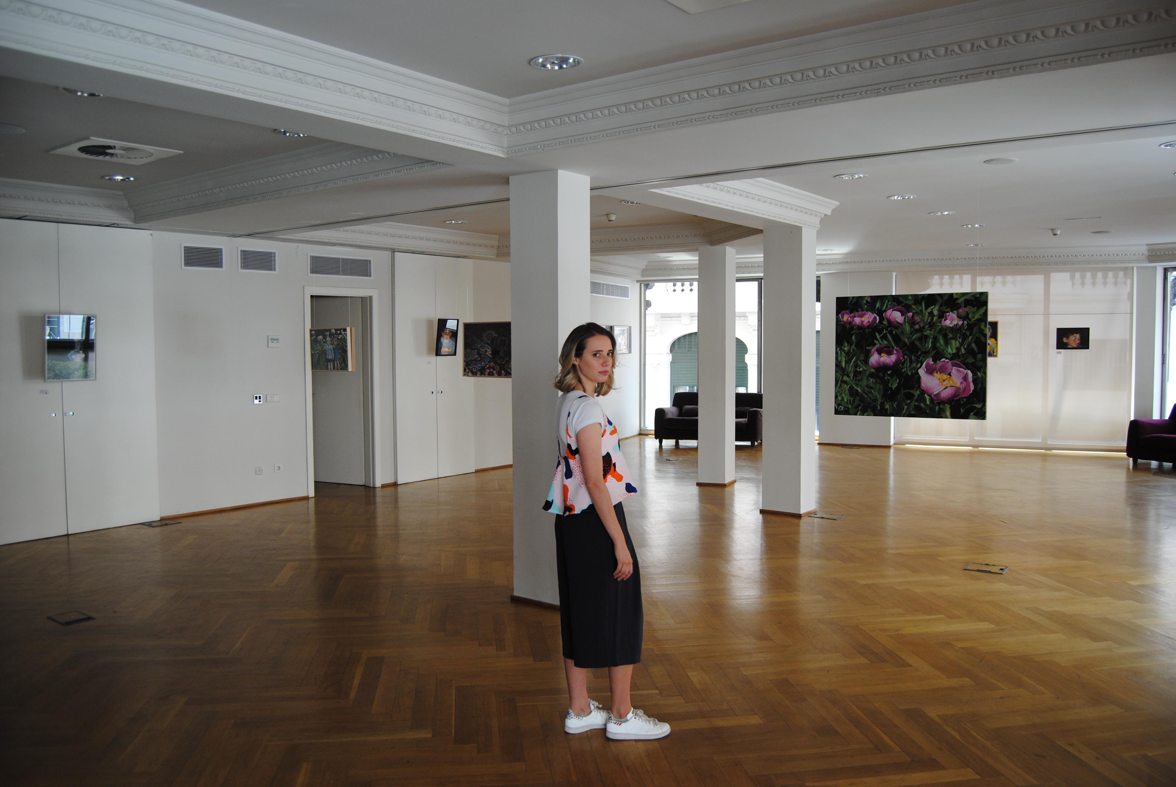Exposición Hotel de las Letras