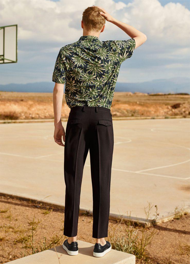 Zara Luz del Tajo-Moda Hombre