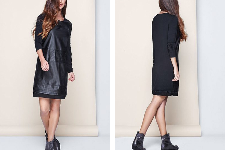 little black dress-luz del tajo-intimissimi