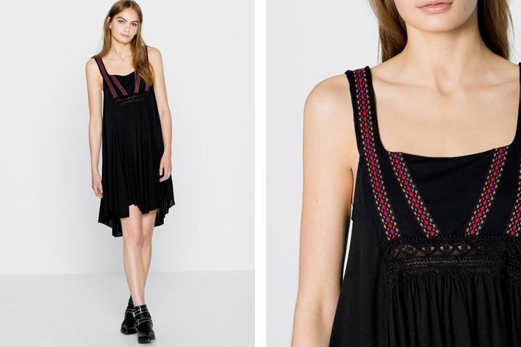 little black dress-luz del tajo-pull and bear