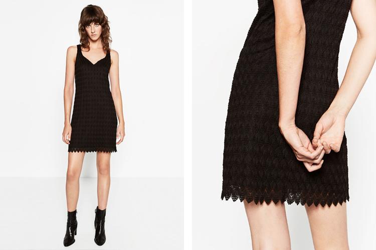 little black dress-luz del tajo-zara