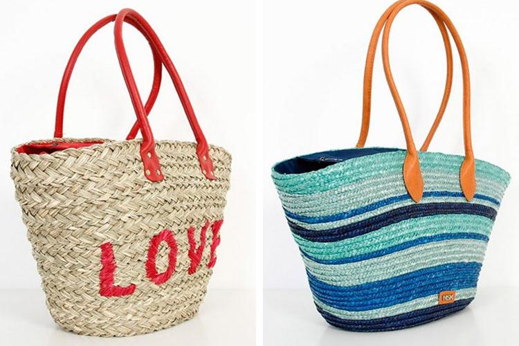 moda de playa-luz del tajo-fashion 4 me-bolsos de rafia