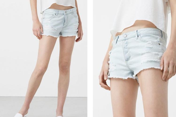pantalones vaqueros-luz del tajo-fashion 4 me-shorts-mango