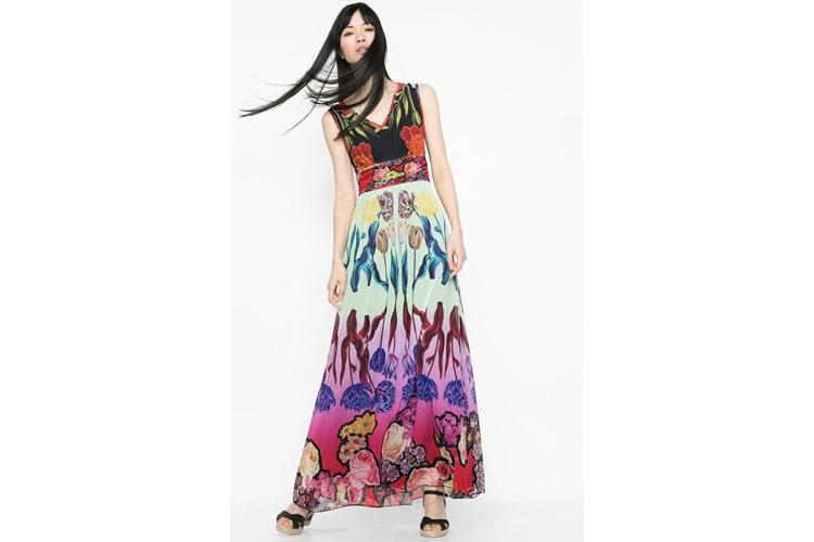 vestidos largos-desigual-fashion 4 me-centro comercial luz del tajo