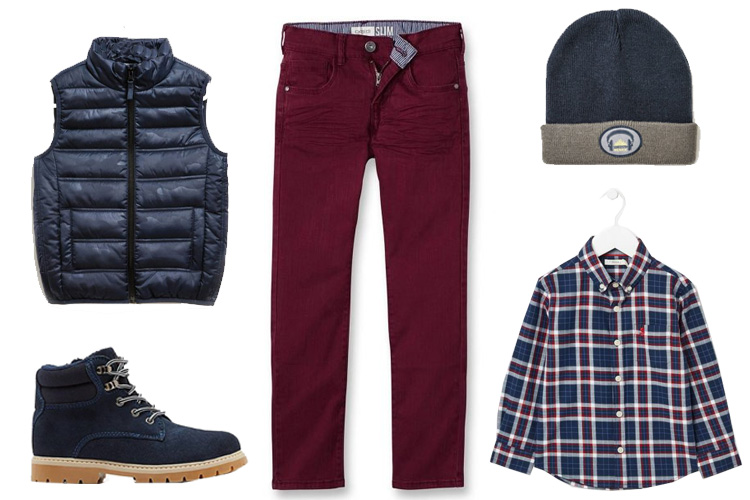 Look del día: moda niños en azul y granate-1534-asos