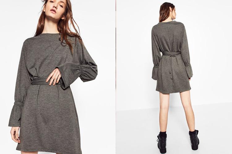 vestidos-oficina-gris-volante-zara-centro_comercial_luz_del_tajo