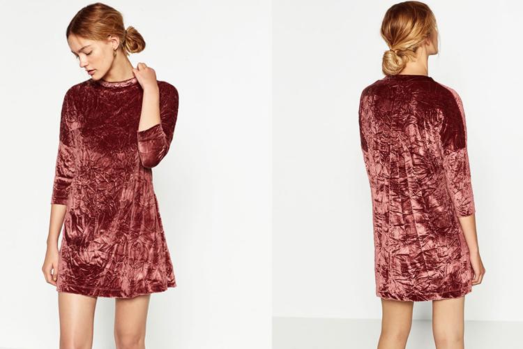 vestidos_de_zara-terciopelo-tendencias_de_temporada-centro_comercial_luz_del_tajo