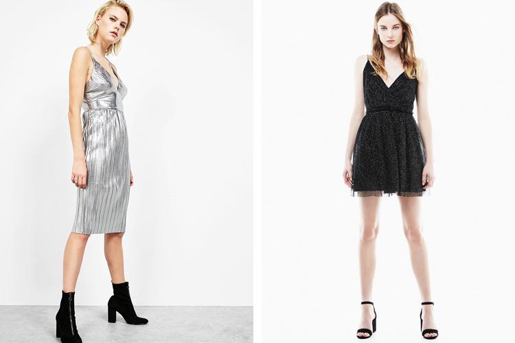 vestidos-de-fiesta-bershka-metalizado-tul-centro_comercial_luz_del_tajo