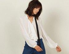 ¿Cómo combinar una camisa blanca?