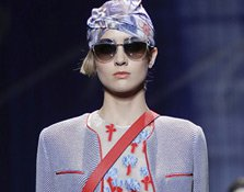 Milán Fashion Week: Giorgio Armani PV/ 2017