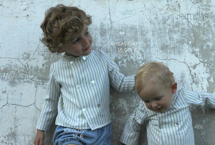 ropa de niños on line