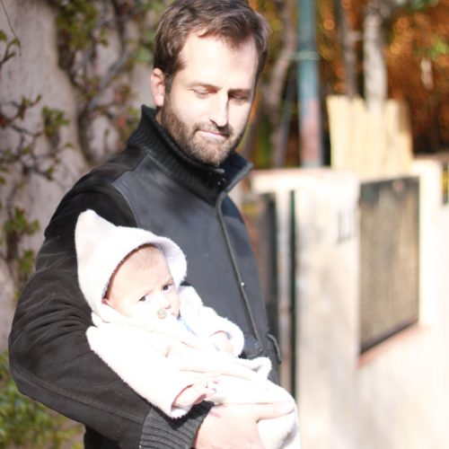 Abrigo recién nacido – Mamá trendy