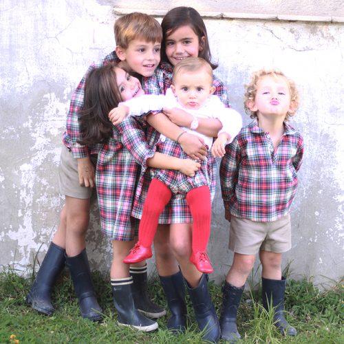 Escocés – Mamá trendy
