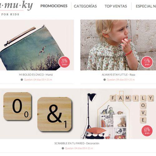 Mamuky – Mamá trendy