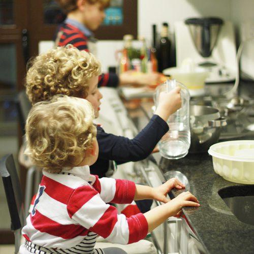 Juegos de cocina – Mamá trendy
