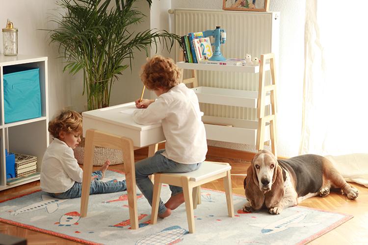 Su rincón creativo – Mamá trendy