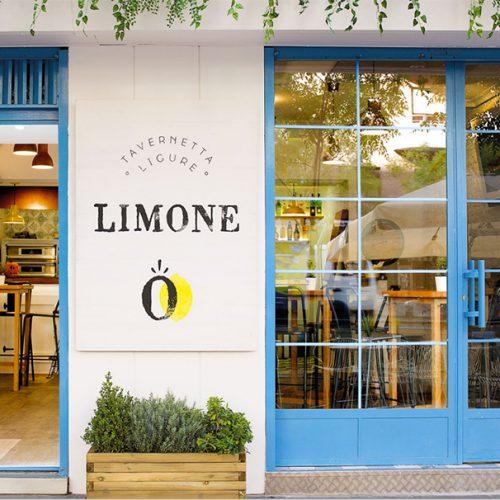 Cena para dos: Limone
