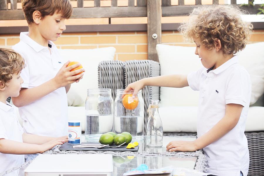 Experimentos con niños – Mamá trendy