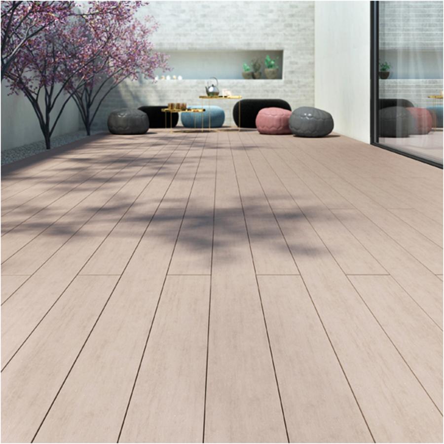 Suelo de terraza perfect suelos de madera terraza chalet - Leroy merlin terras ...