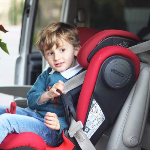 Nueva sillita de coche Britax Römer – Mamá trendy