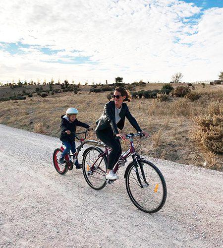 WeeRide, la manera de montar en bici con los niños – Mamá trendy