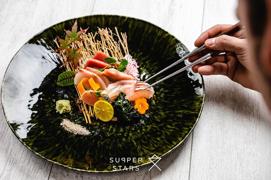 Menús de Supper Stars