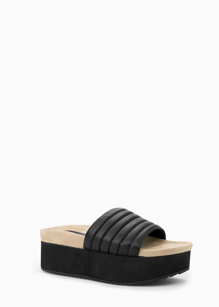 Sandalia plataforma mango