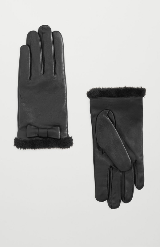 Mango Black Friday Guantes