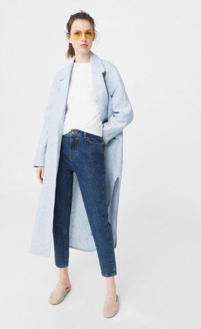 MANGO - Los pantalones vaqueros que necesitarás esta primavera