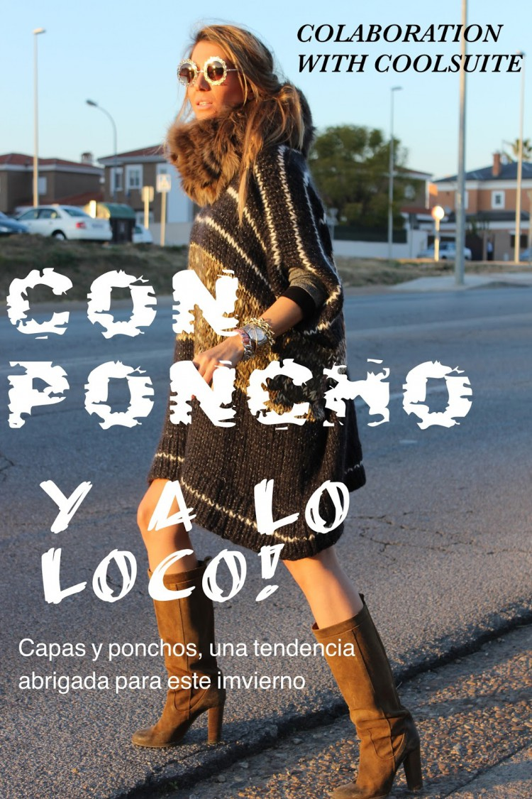 CON PONCHO Y A LO LOCO!